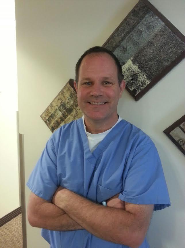 Dr. Chris Hahn